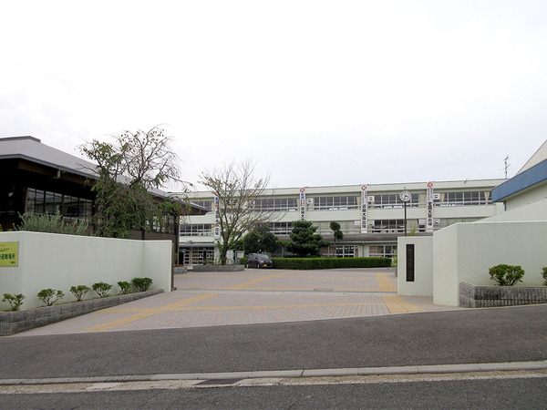 男山第三中学校