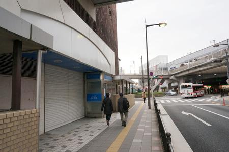 近鉄百貨店枚方店解体131208-14