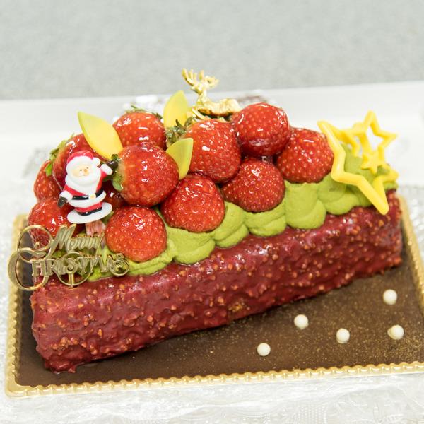 クリスマスケーキ-3