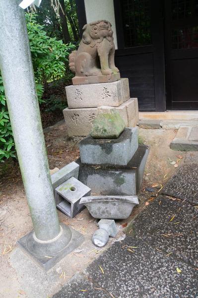 意賀美神社のよこの神社-1806191