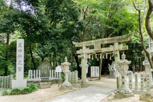 星田妙見宮-1708101