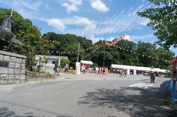 菅原東校区夏祭り-7