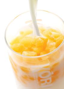 マンゴー+ミルクビン無し