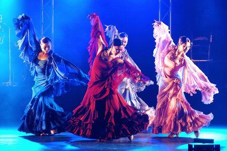 小松原庸子スペイン舞踊団 Photo by 大森有起