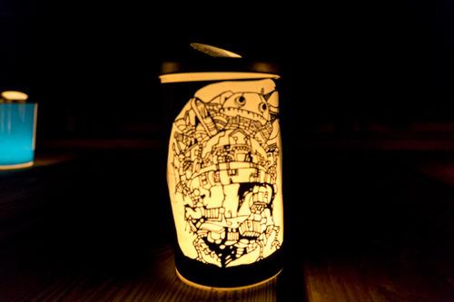 燈籠アート甲子園-15112815