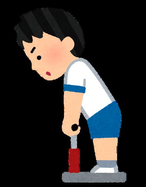tairyoku_sokutei_haikin_boy