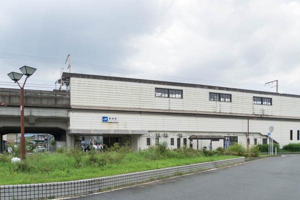 星田駅-1708231