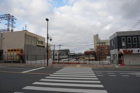 京阪ザ・ストア牧野店跡地140105-05