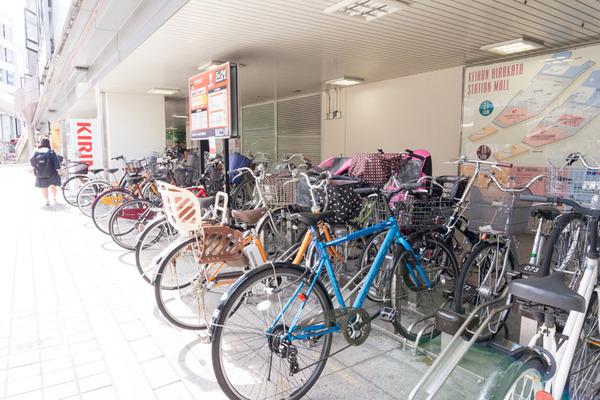 枚方市駅駐輪場-16101733