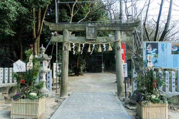 星田妙見宮-15122602