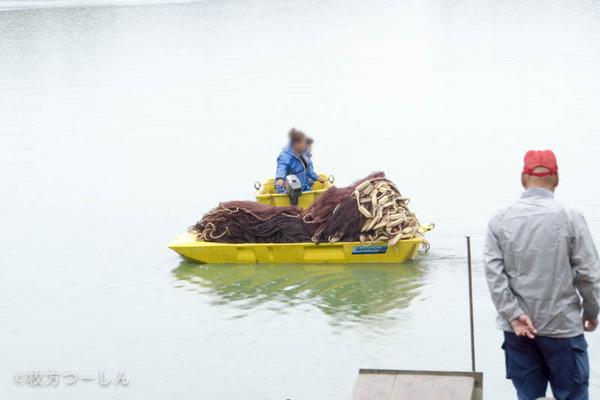 池の水ぜんぶ抜く-1710155