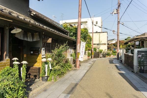 枚方宿街道菊花祭-2