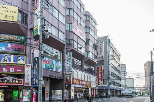 枚方市駅ロータリー-1408178
