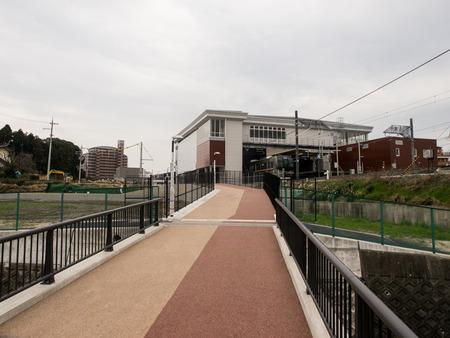 長尾駅前道路-14032511