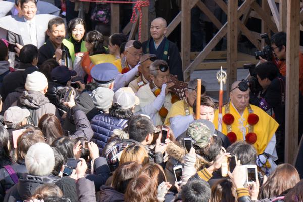 成田山不動尊 節分祭-12