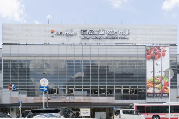枚方市駅-1609074