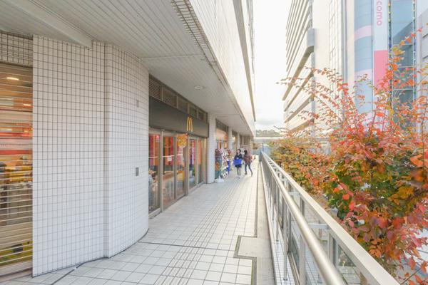 大阪・枚方市のコワーキングスペース ビィーゴまでの行き方 マクドナルド ビオルネ枚方店