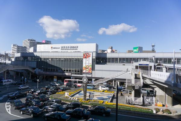 枚方市駅周辺-4