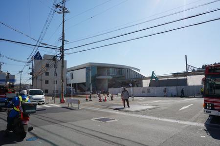 長尾駅130315-02