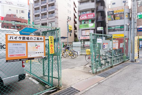 枚方市駅駐輪場-16101749