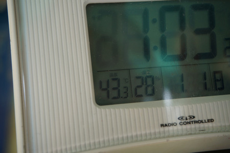 枚方市駅の気温130811-04