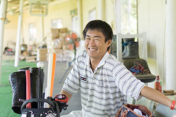 枚方市 ゴルフスクール 今泉健太郎