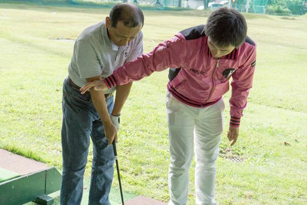 枚方市 ゴルフスクール 4