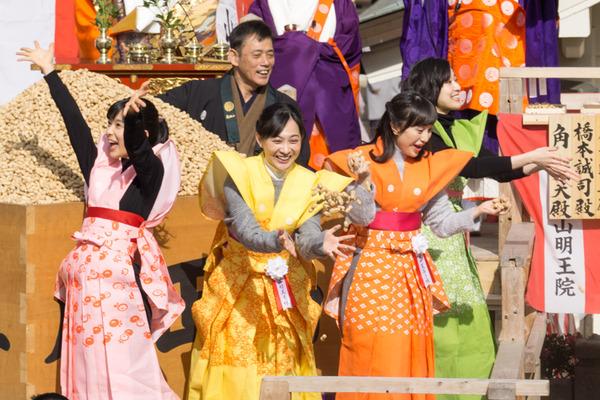 成田山不動尊 節分祭-35