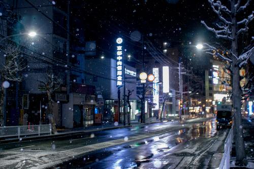 雪の正月-28