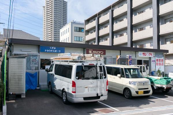 20171113楠葉並木_仮設店舗-1
