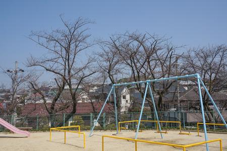 村野公園の桜-6