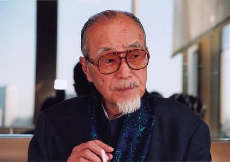 森繁久彌さん写真(枚方市広報2)