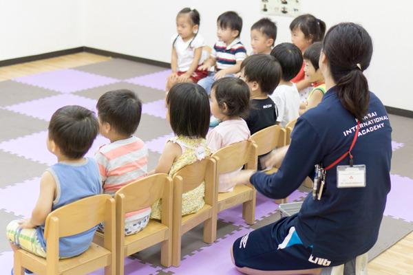 さくらインターナショナル乳幼児部-3