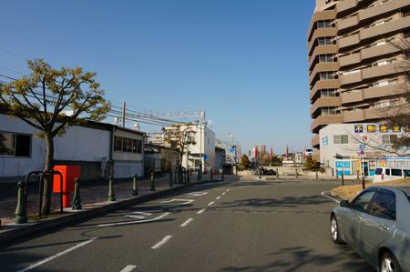 御殿山駅前交番130228-01