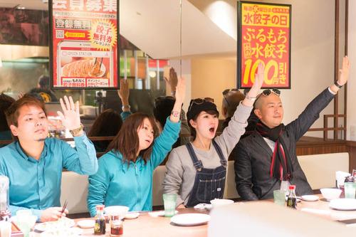 大阪王将食べ放題-38