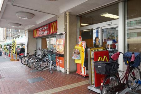 マクドナルド枚方イズミヤ店131026-03
