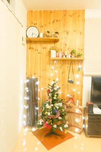 クリスマス飾り棚1-9