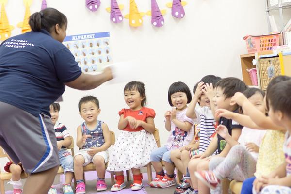 さくらインターナショナル乳幼児部-8