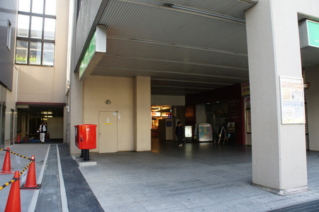 121016樟葉駅ポスト07