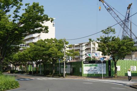 BRANZ香里ヶ丘20120728153707