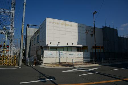 京阪ザ・ストア牧野店解体131105-08