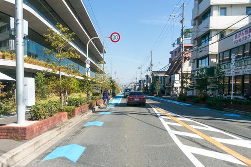 自転車道-14102910