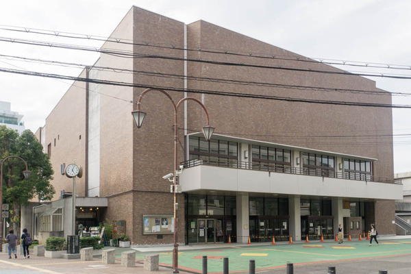 市民会館-1806261