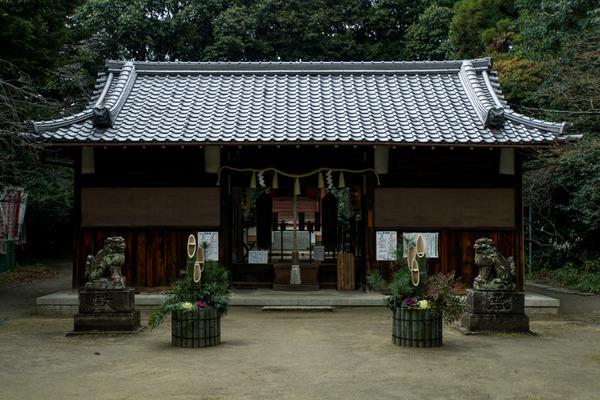 二ノ宮神社-15122501