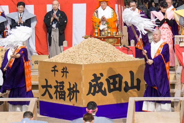成田山不動尊 節分祭-25