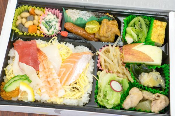弁慶ちらし寿司弁当-54
