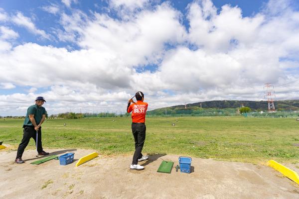 ゴルフ-72