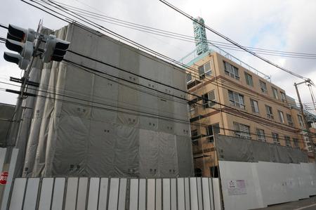 旧中村病院解体131215-12