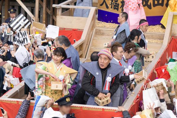 成田山不動尊-節分祭-41