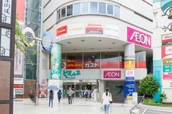 ビオルネ1階のメガネ店「OWNDAYS」がリニューアルオープンしてる。3階からの移転